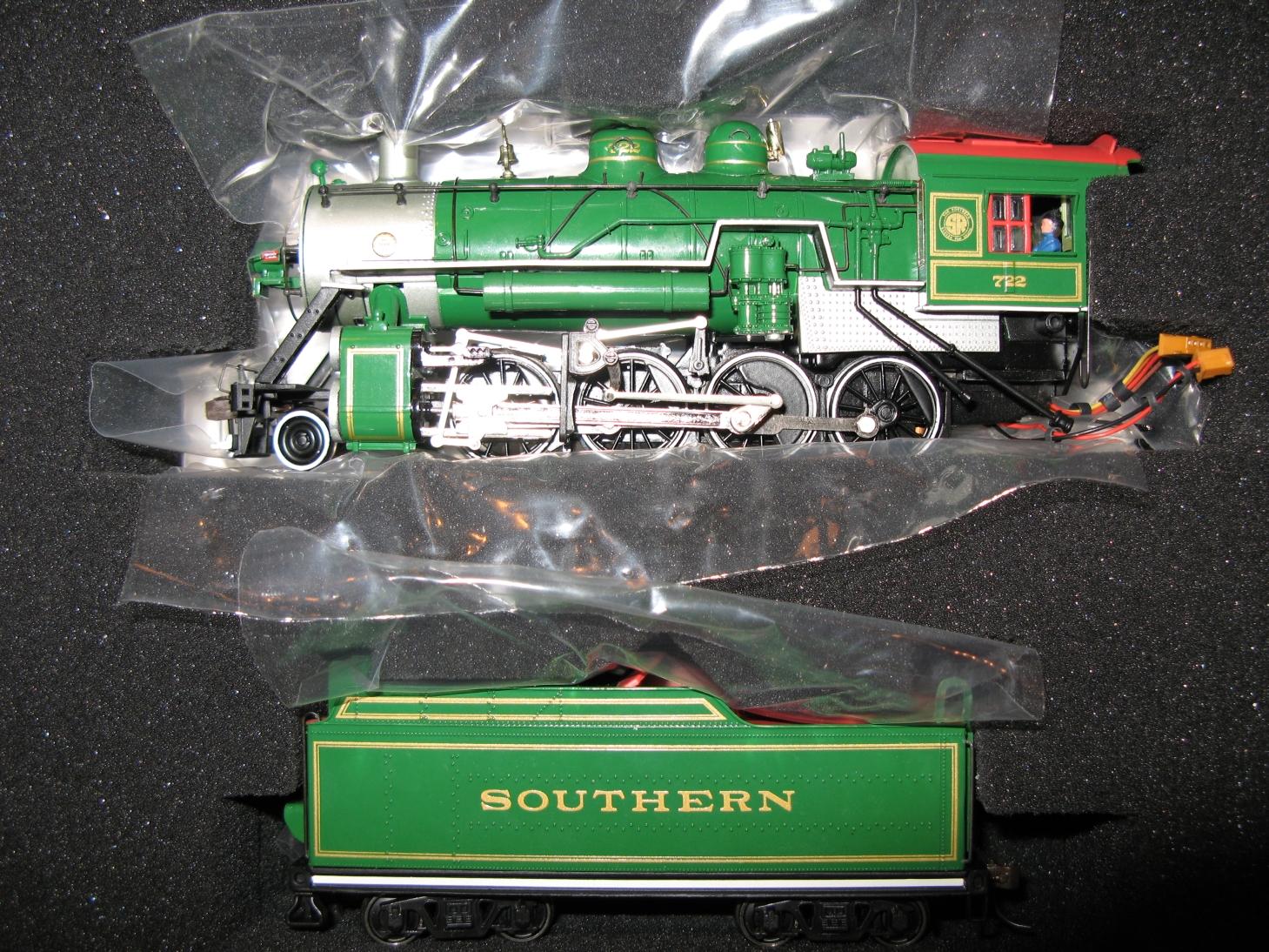 722 Southern Steam Engine